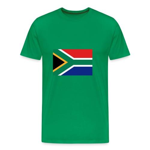 south africa green - Men's Premium T-Shirt