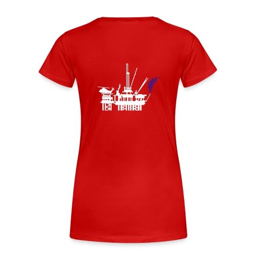 OFFSHIRT - T-shirt Premium Femme