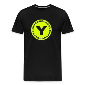Tshirt Oversize Yellow - T-shirt Premium Homme