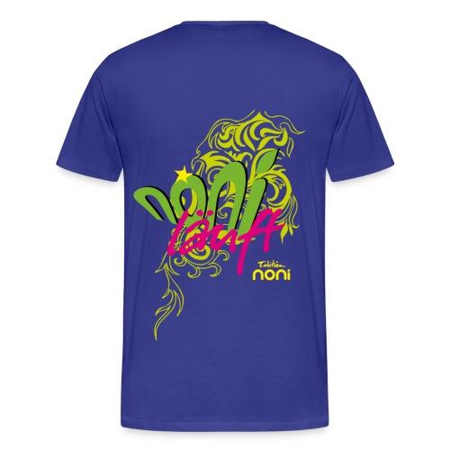 Noni run - Männer Premium T-Shirt