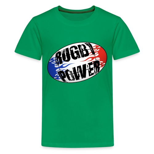 R Power - T-shirt Premium Ado