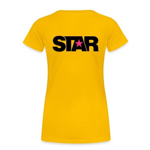 Starverkäufer - Frauen Premium T-Shirt