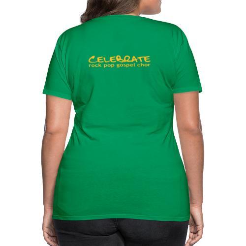 Girlie-Fan-Shirt - Frauen Premium T-Shirt