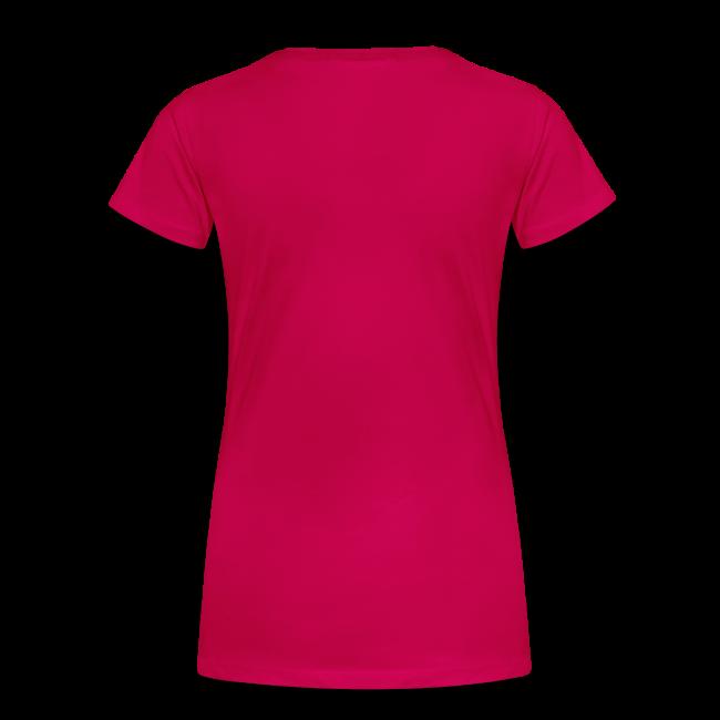 Stand.DA-Shirt - Logo gold klein links