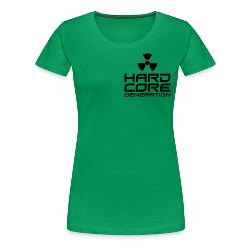 officialDJ - Frauen Premium T-Shirt