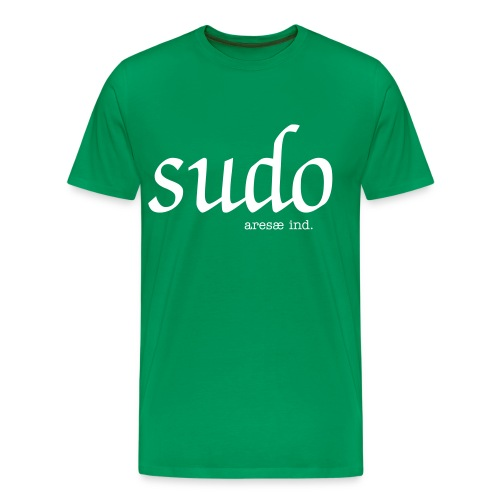 sudo2 - Men's Premium T-Shirt