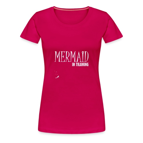 Ladies 'Mermaid' classic t-shirt - Women's Premium T-Shirt