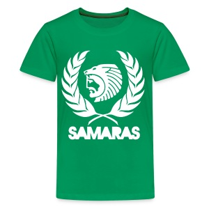 Samaras - Teenage Premium T-Shirt