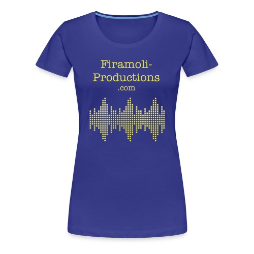 Gold Wave - Frauen Premium T-Shirt