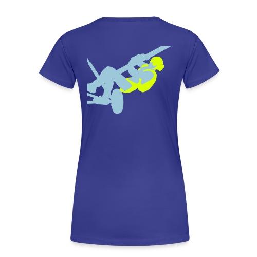 T-shirt hang on femme - T-shirt Premium Femme