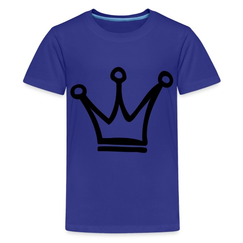 Little Queen - Teenager Premium T-Shirt