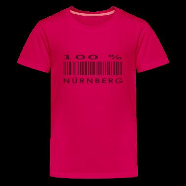 Pink Nuremberg, Nürnberg Kids' Shirts