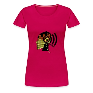 Soundtest Dummy - Vrouwen Premium T-shirt