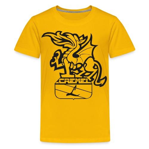 KID T SHIRT - T-shirt Premium Ado