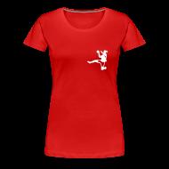 T-Shirts ~ Frauen Premium T-Shirt ~ Handballerin | Frauen T-Shirt