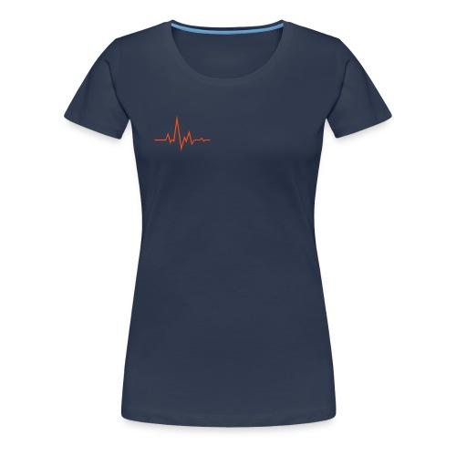 OGZ- Markenshirt Frau  - Frauen Premium T-Shirt
