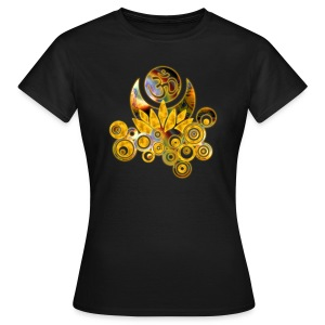 OM-Lotus - Frauen T-Shirt - Frauen T-Shirt