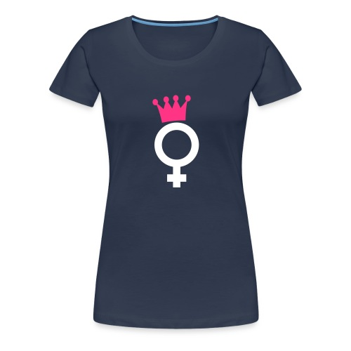 Princess! - Frauen Premium T-Shirt