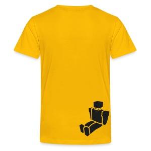 HTID - Kid's Classic Light T-Shirt - Teenage Premium T-Shirt