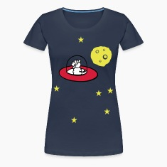 Alien Sheep T-Shirts