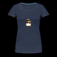 T-Shirts ~ Frauen Premium T-Shirt ~ Super Jesus Bro
