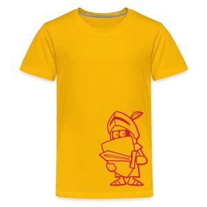Kinder-T-Shirt - Teenager Premium T-Shirt