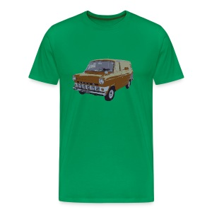 Transit Fan - Men's Premium T-Shirt