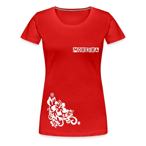 M0REIRA Flower Power - Women's Premium T-Shirt