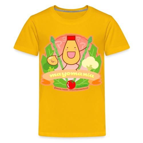 Mayomania - Teenage Premium T-Shirt