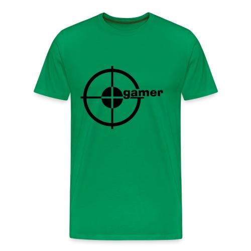 Fadenkreuz - Männer Premium T-Shirt