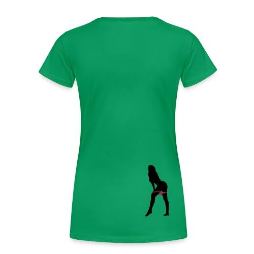 stringdanga - Frauen Premium T-Shirt