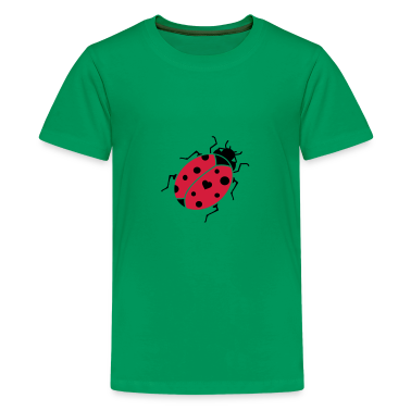 The ladybug Kids' Shirts