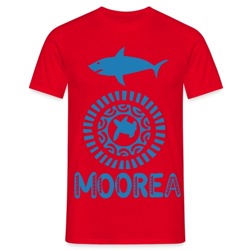 MOOREA DIVING T-SHIRT - T-shirt Homme