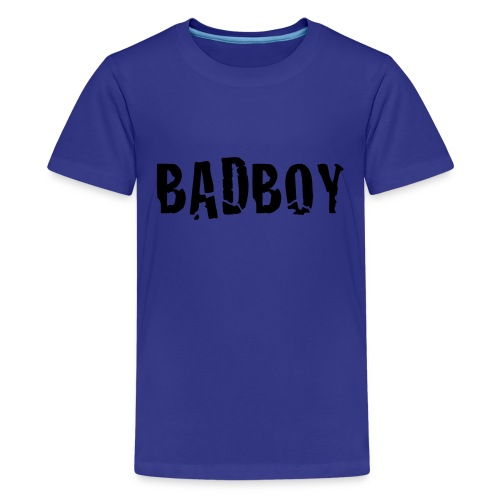 Bad Boy - Teenager Premium T-Shirt