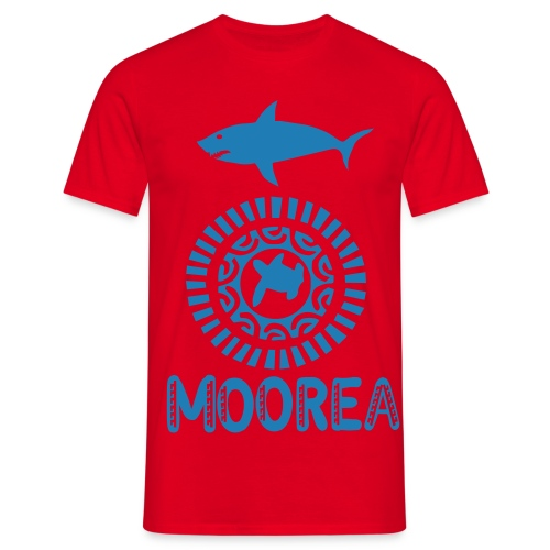 MOOREA T-SHIRT diving - T-shirt Homme