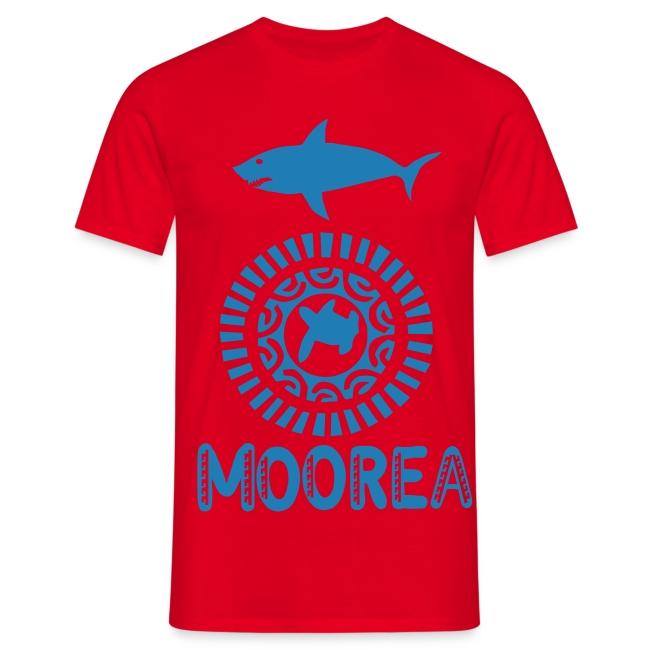 MOOREA T-SHIRT diving
