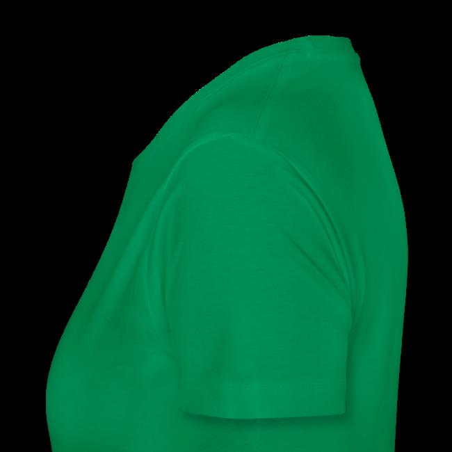 kohlkönigin | girlie t-shirt | für grünkohl und kohlfahrt