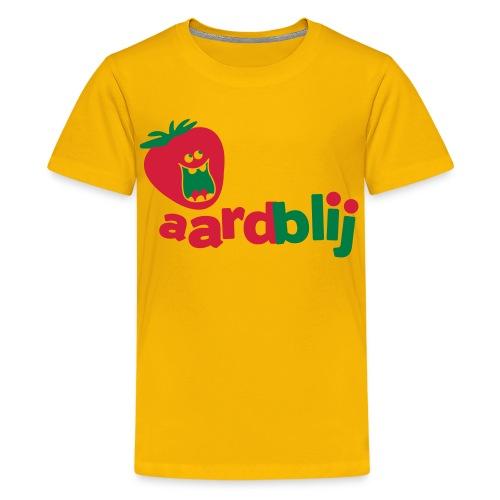 Aardblij - Teenager Premium T-shirt