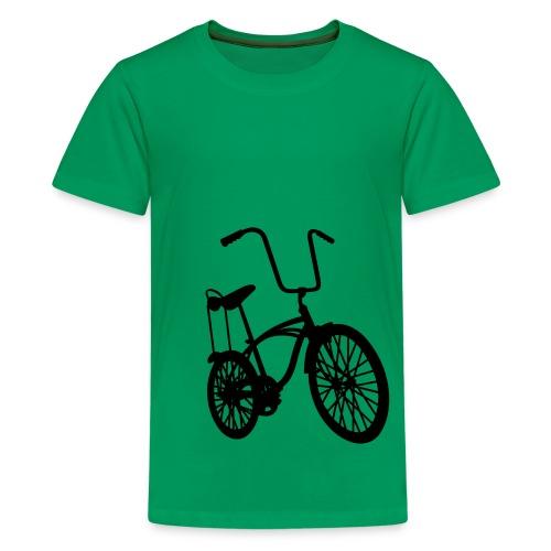 Barn T-shirt med tryck - Premium-T-shirt tonåring
