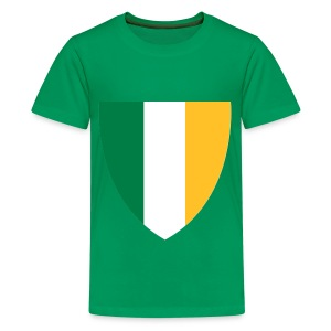 italygreen - Teenage Premium T-Shirt