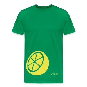Lennox-Green - Men's Premium T-Shirt