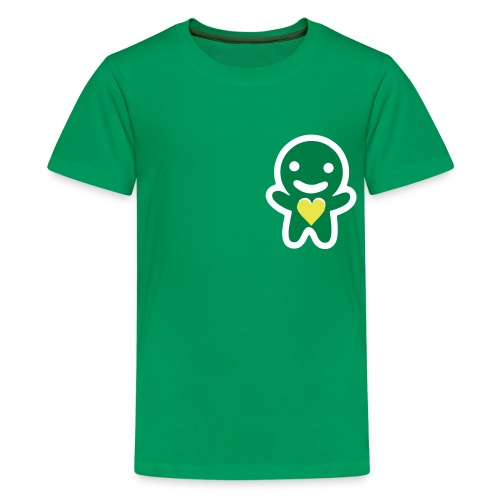 Kids-Ginger2 - Teenage Premium T-Shirt
