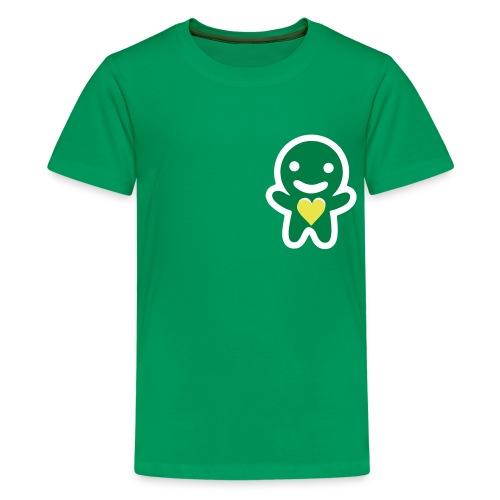 Kids-Ginger2 - Teenage Premium T-Shirt