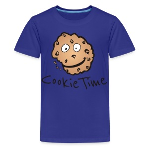 Cookie Time - Teenager Premium T-Shirt