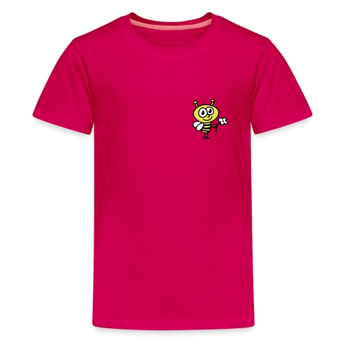 biene - Kindershirt - Teenager Premium T-Shirt