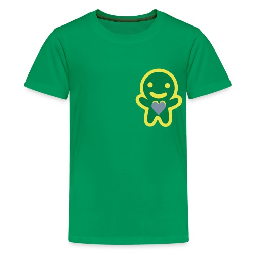 Kids-Ginger - Teenage Premium T-Shirt