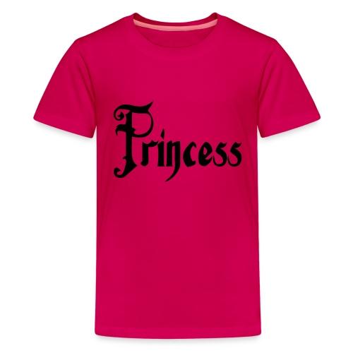 Princess - Kindershirt - Teenager Premium T-Shirt