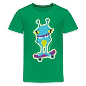 Ping Monster Kids - Teenager Premium T-Shirt