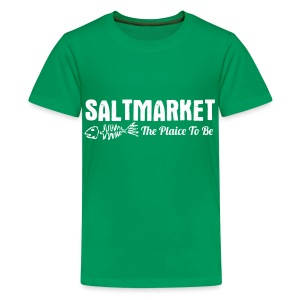 Saltmarket - Teenage Premium T-Shirt