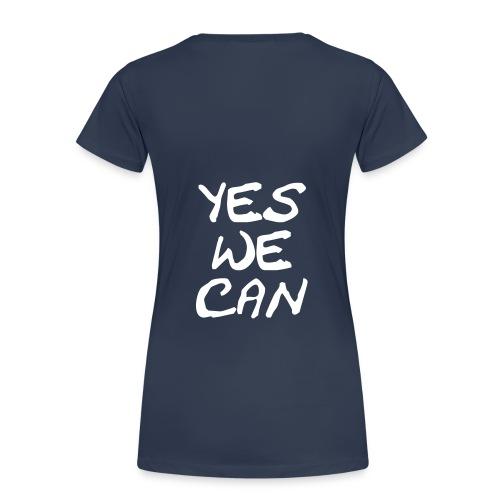 FrP Valgtrøye - Premium T-skjorte for kvinner